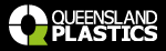 Queensland Plastics Footer Logo
